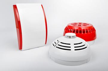 Obraz Fire system - fototapety do salonu