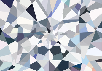 Low Poly design,Diamond Abstract Background,Geometric pattern