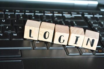 Login - fototapety na wymiar