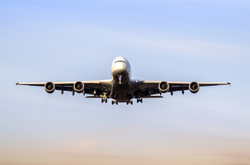 Airplane ist landing