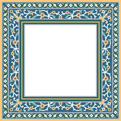 Vector Oriental ornament, pattern for decoration of various designs. Also for the decoration of the holiday of Ramadan and other Muslim holidays.