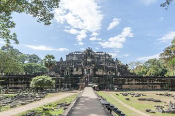 Angkor Baphuon Entry
