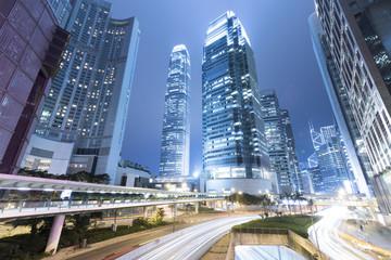City Dynamic Night