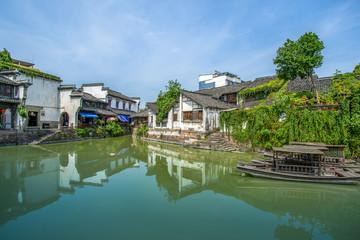 Deqing Ancient Town, Zhejiang, China