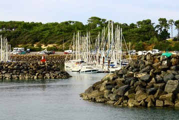 port de bourgenay en vendée