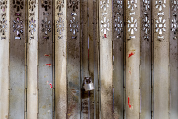 Metal Gate in Hong Kong
