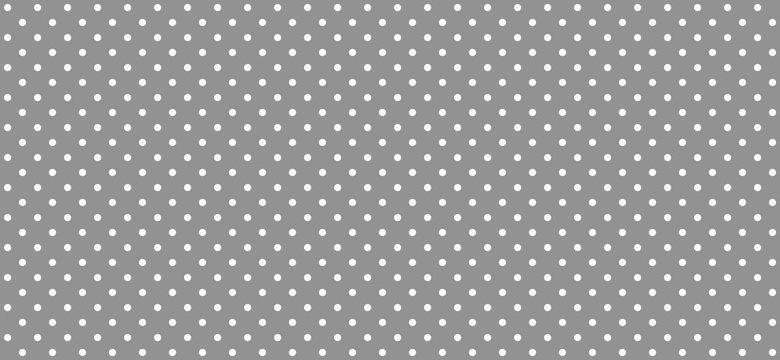 Grauer Hintergrund mit weißen Punkten