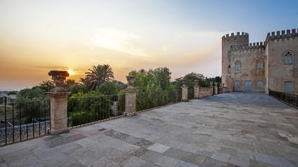 Castello di Donnafugata, Sicilia,Italy