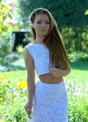 Junge sommerliche Mode aus Wien
