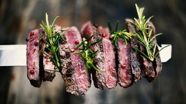 steak gericht