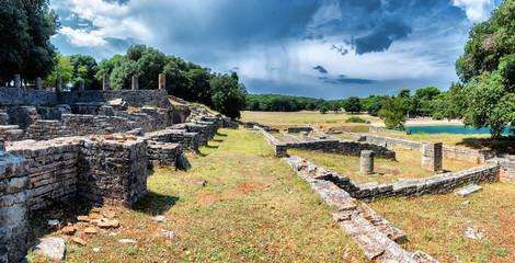 Römische Villa Maritima auf Brijuni