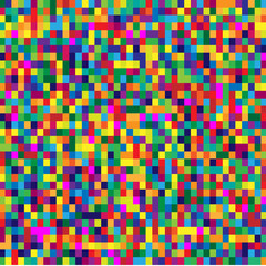 Color squares. Abstract geometric colorful background. Colors