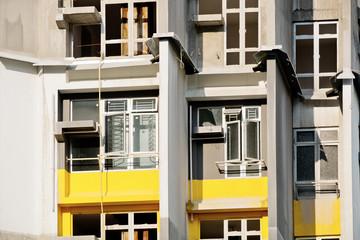 Housing and construction in Hong Kong
