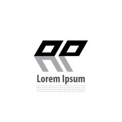 Initial Letter Linked Hexagonal Creative Design Logo