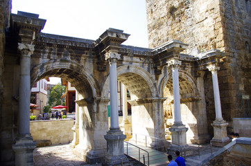 Hadrianus Gate Antalya