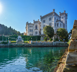 Schloss Miramare - Castello di Miramare