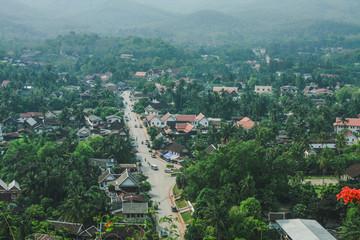 Landscape of laos