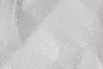 white paper closeup texture or background