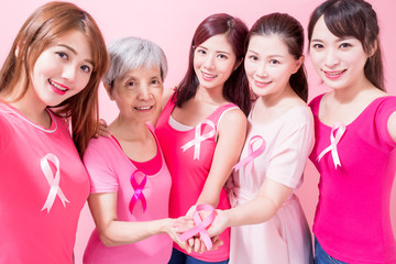 women with breast cancer prevention