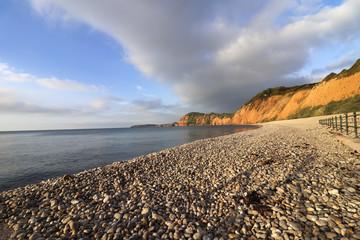 Sidmouth Beach, Devon