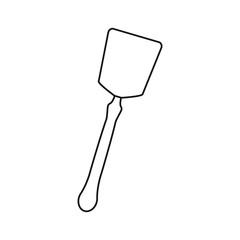 spatula utensil kitchen cutlery