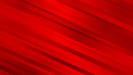 Abstract background with diagonal lines in red colors