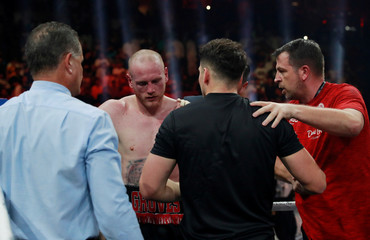 World Boxing Super Series Super-Middleweight Final - George Groves v Callum Smith - WBA World Super-Middleweight Title