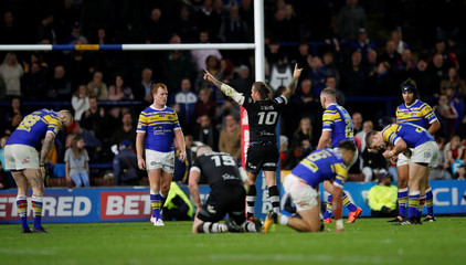 Super 8's - The Qualifiers - Leeds Rhinos v Toronto Wolfpack