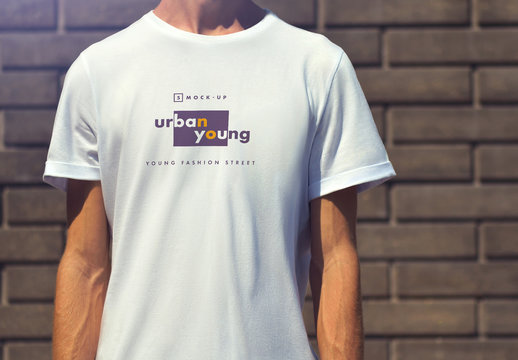 5 T-Shirt Mockups