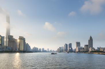 shanghai ,morden city