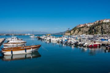 Port of Agropoli Italy