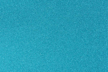 shiny blue glitter texture abstract background