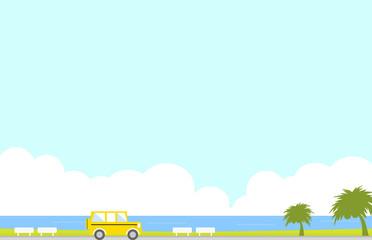 夏 海 ドライブ