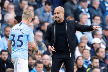 Premier League - Manchester City v Brighton & Hove Albion