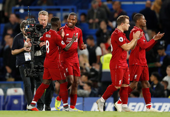 Premier League - Chelsea v Liverpool