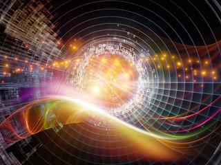 Inner Life of Digital World