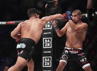MMA: Bellator 206-Bolanos vs Gutierrez
