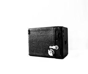 Vintage Camera Black Box Film
