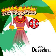 Happy Dussehra Celebration.