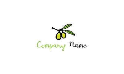 Olive vector logo image