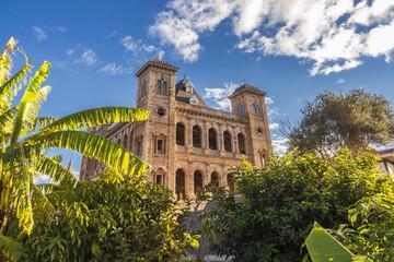 Royal palace complex - Rova of Antananarivo, Madagascar