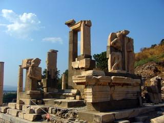 resti di città turche