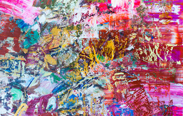 Fototapete - art backgrounds of paints