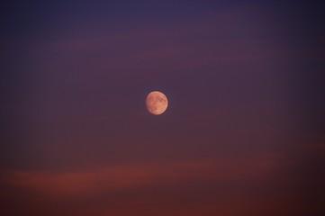 Lune voyageuse