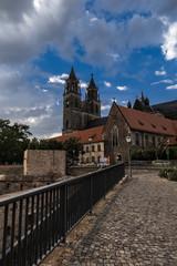 Magdeburger Dom Südseite