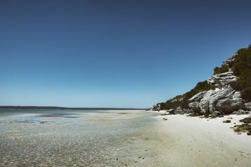 West Coast Reserve Beach