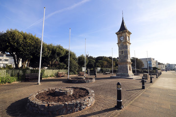 Exmouth Seafront Clock