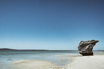 West Coast Reserve Rocks