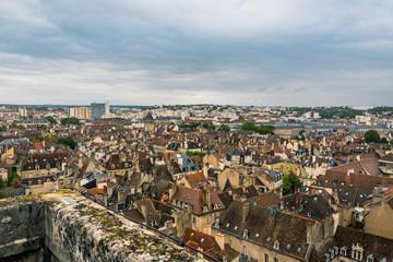 Vue sur Dijon du haut de la Tour Philippe Le Bon