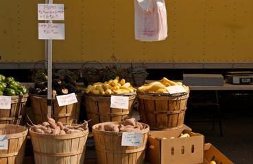 Scene from Farmer's Market